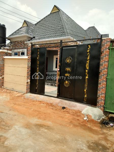 Exotic 4 Bedrooms Bungalow All Ensuite with Fine Finishing, World Bank Area Owerri Imo State, World Bank, Owerri, Imo, Detached Bungalow for Sale