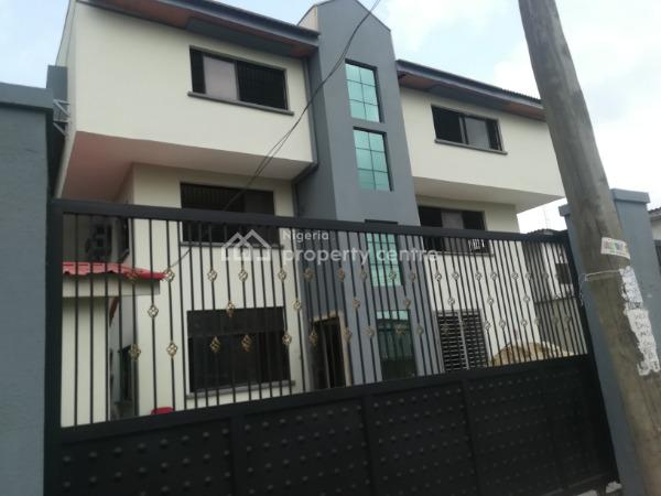 a  Newly Built Office Space of 450sqm on 3floors, Adeniyi Jones, Ikeja, Lagos, Office Space for Rent