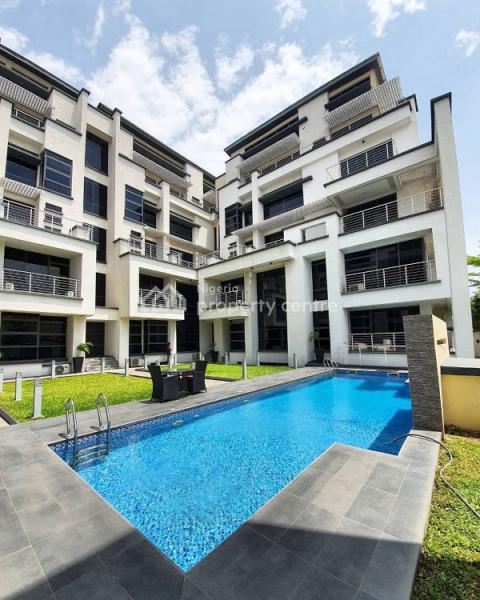 Contemporary 3bedroom Maisonette, Banana Island, Ikoyi, Lagos, Flat for Rent