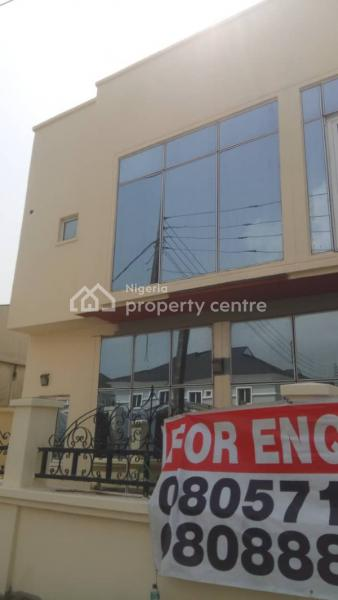 Designed for Office, School, Hotel Or Factory Space 600sqm Two Floors, Designed for Office, School, Hotel Or Factory Space 600sqm Two Floors, Lekki Phase 1, Lekki, Lagos, Office Space for Sale