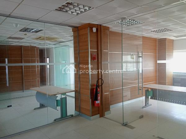 220sqm & 240sqm Fully Serviced Partitioned Executive Office Space, Victoria Island (vi), Lagos, Office Space for Rent