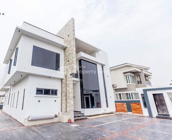 Master Price 5 Bedroom Detached Duplex, Pinnock Beach Estate, Lekki Phase 1, Lekki, Lagos, Detached Duplex for Sale