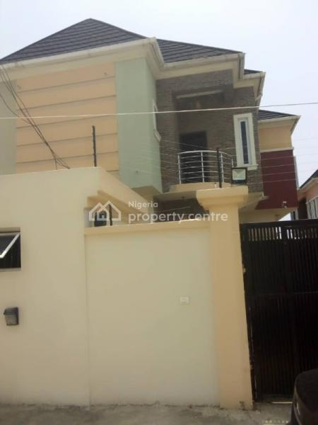 Brand New 4 Bedroom Detached Duplex, Ologolo, Lekki, Lagos, Detached Duplex for Rent
