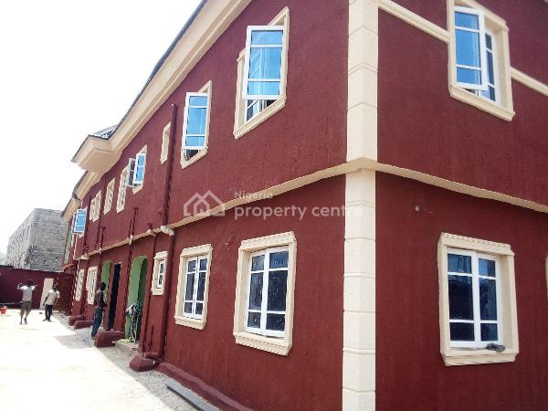 2bedroom, Ago Palace, Isolo, Lagos, Flat for Rent
