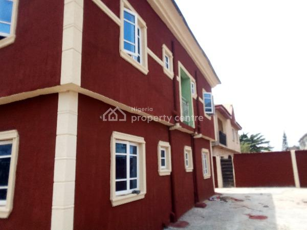 3bedroom Flat, Ago Palace, Isolo, Lagos, Flat for Rent
