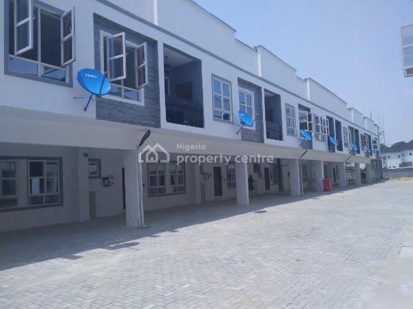 Newly Built 2 Bedrooms Terraced Duplex, Lekki Phase 2, Lekki, Lagos, Terraced Duplex for Rent
