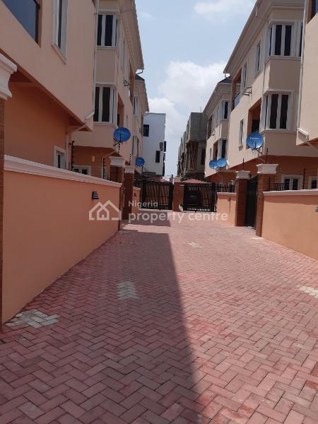 Newly Built  Semi Detached 4 Bedroom  Duplex, Ikota Lekki, Ikota, Lekki, Lagos, Detached Duplex for Sale
