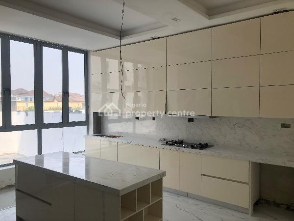 5 Bedroom Luxury Semi-detached Duplex, Pinnock Beach Estate, Osapa, Lekki, Lagos, Semi-detached Duplex for Sale