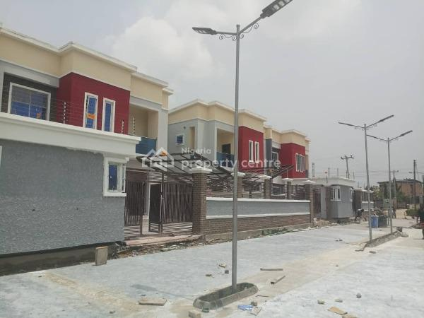 Fully Finished 4 Bedroom Fully Detached Duplex, After Chevron Toll Gate, Ikota, Lekki, Lagos, House for Sale