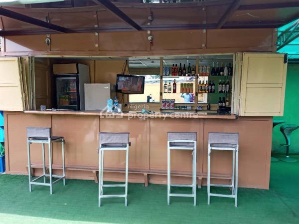 a Classic Restaurant and Vip Bar, Off Ajose Adeogun Street, Victoria Island (vi), Lagos, Restaurant / Bar for Rent