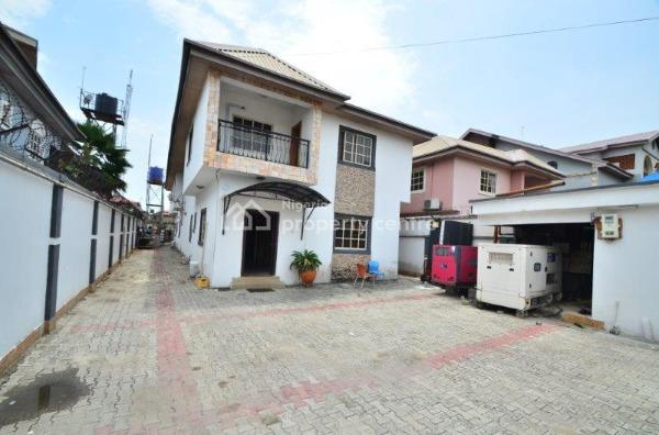 7 Bedroom Fully Detached Duplex with Bq, Spacious Compound Space, Lekki Phase 1, Lekki, Lagos, Detached Duplex for Rent