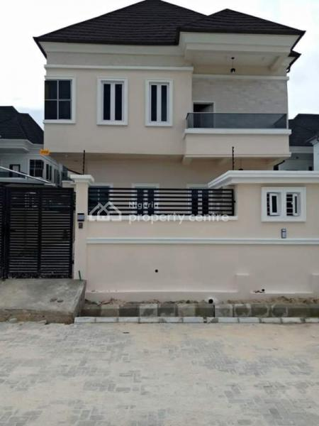 Luxury of 4 Bedroom Detached Duplex with Bq, Chevron Alternative Drive Ikota Lekki, Ikota, Lekki, Lagos, Detached Duplex for Sale
