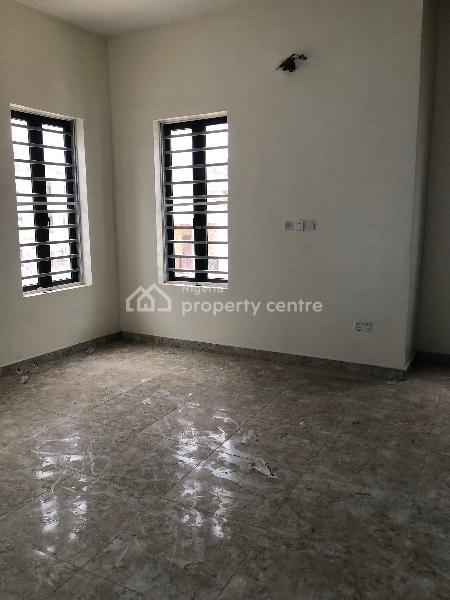 Fully Serviced 4 Bedroom Detached Duplex with Bq, Ikota, Lekki, Lagos, Detached Duplex for Rent