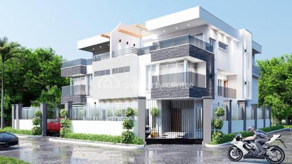 5-bedroom Luxury Duplex with Bq, Ogunyadewo Street, Magodo Gra Phase 2, Shangisha, Gra, Magodo, Lagos, Detached Duplex for Sale