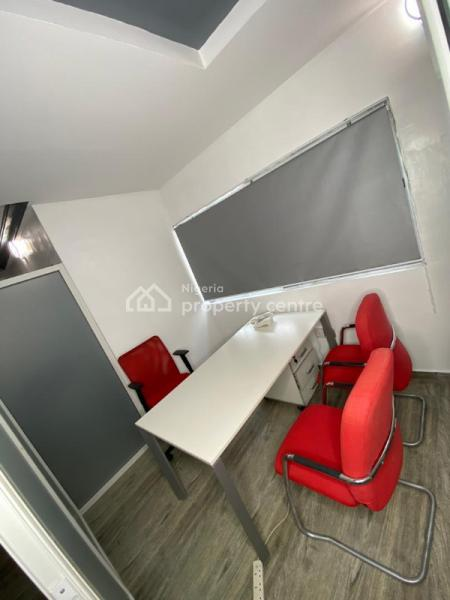 Serviced Furnished Private Offices, 26 Akin Leigh Street,, Lekki Phase 1, Lekki, Lagos, Office Space Short Let