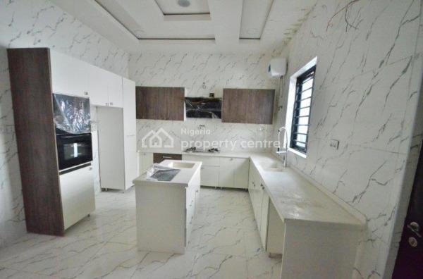 5 Bedroom Fully Detached Duplex with Bq,with Fully Fitted Kitchen, Lekki Phase 1, Lekki Phase 1, Lekki, Lagos, Detached Duplex for Sale