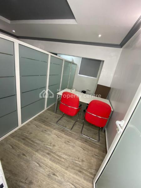 Serviced Furnished Private Office, 26 Akin Leigh Street, Lekki Phase 1, Lekki, Lagos, Office Space Short Let