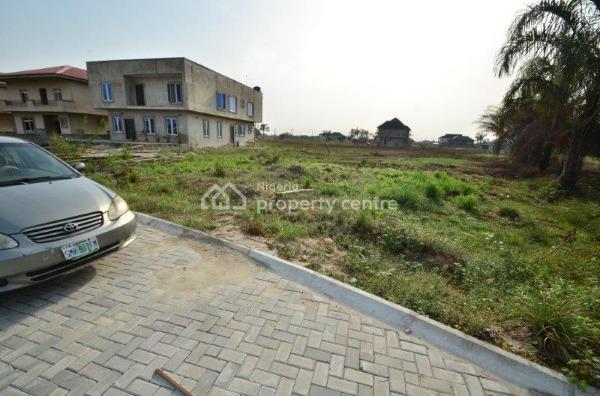 Bare Land (600sqm) in a Gated Estate, Shapati, Ibeju Lekki, Ibeju, Lagos, Land for Sale