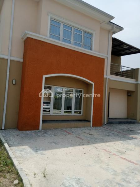 Luxury 4bedroom Duplex. with 1room Bq, Golf Estate Road, Trans Amadi, Port Harcourt, Rivers, Detached Duplex for Rent