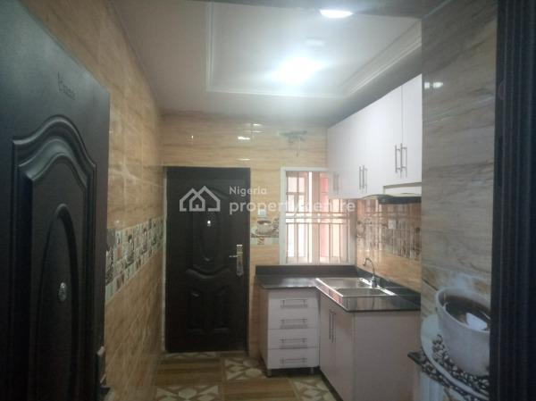 6 Unit of Newly Built Semi Furnished Three Bedroom Flat, Anthony, Maryland, Lagos, Flat for Rent