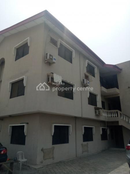 3 Bedroom Flat with Bq, Igbo Efon, Lekki, Lagos, Flat for Rent