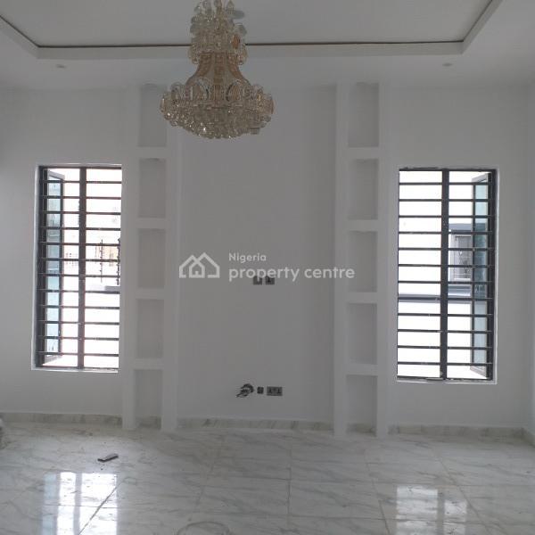 Luxury 5 Bedroom Fully Detached Duplex with Bq, Chevron, Lekki, Lagos, Detached Duplex for Sale