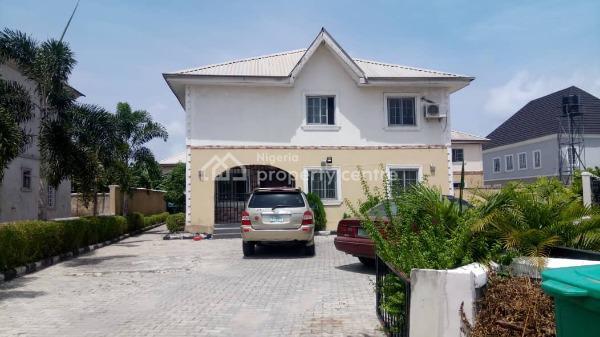 4 Bedroom Detached House on Large Ground, County Estate, Ikota, Lekki, Lagos, Detached Duplex for Sale