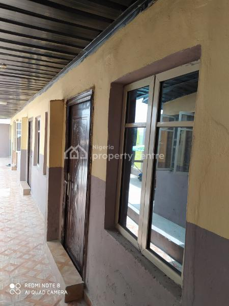 Very Decent Self Contained, Off Badore Road, Badore, Ajah, Lagos, Self Contained (single Rooms) for Rent
