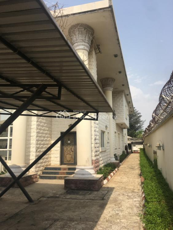 Luxurious Iconic 4-bedroom Mansion with Bq & Swimming Pool, Off Road-3, Vgc Estate, Vgc, Lekki, Lagos, House for Sale