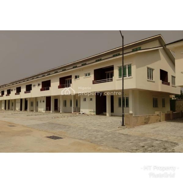 3 Bedroom Duplex Deluxe, Directly Along Lekki-epe Expressway, Awoyaya, Ibeju Lekki, Lagos, Terraced Duplex for Sale