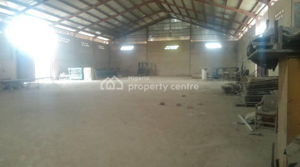 Lovely Spacious Warehouse, Off Zuba Express Road, Dei-dei, Abuja, Warehouse for Rent