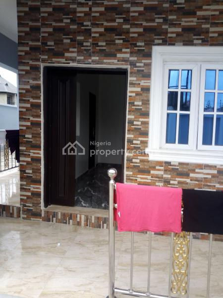 Most Beautiful Newly Built All Rooms Ensuite 3 Bedroom Flat, Sangotedo, Ajah, Lagos, Flat for Rent