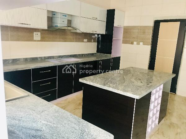 Exquisite 5 Bedroom Fully Detached Duplex with a Staff Quarter, Chevron Second Tollgate By Orchid Hotel Road, Lafiaji, Lekki, Lagos, Detached Duplex for Sale