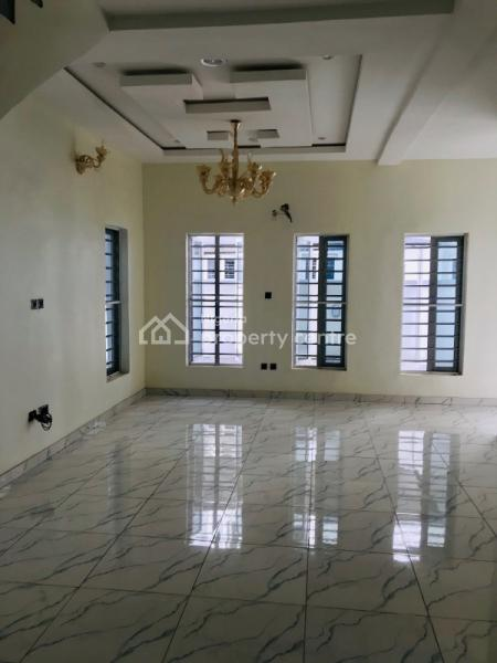 Tastefully Finished 5 Bedroom Luxury Fully Detached with a Staff Room, Chevron Second Tollgate Off Orchid Hotel Road, Lafiaji, Lekki, Lagos, Detached Duplex for Sale