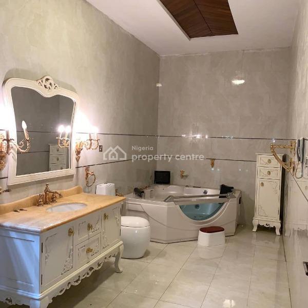 Luxurious 6 Bedroom Castle with Service Quarters, Maitma, Dawaki, Gwarinpa, Abuja, Detached Duplex for Sale