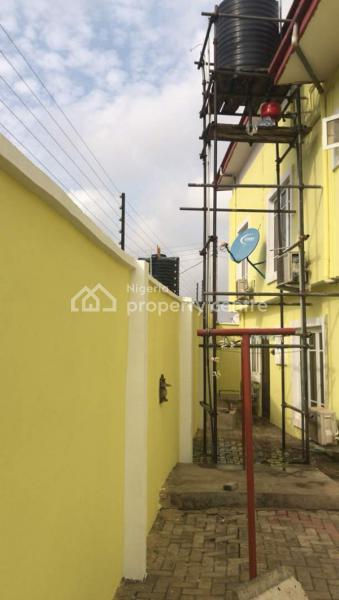 4 Bedroom Duplex + Attached Bq.  All Ensuite, Back of Mfm, Magboro, Ogun, Detached Duplex for Sale