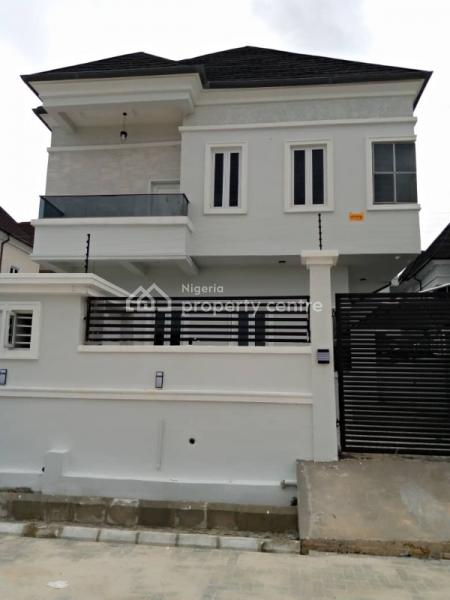 Luxuriously and Newly Built 4 Bedroom Fully Detached Duplex, Lekki, Lagos, Detached Duplex for Sale