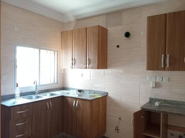 Serviced 3 Bedroom Terrace Duplex with a Room Bq, Osapa, Lekki, Lagos, Terraced Duplex for Rent