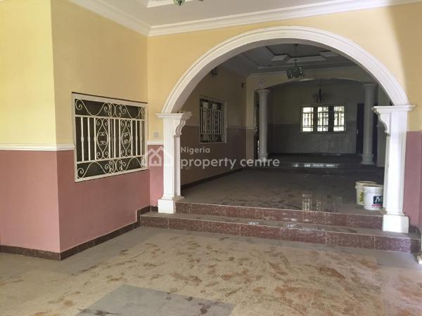 Standard 4 Bedroom Duplex, Off 6th Ave, Gwarinpa, Abuja, Detached Duplex for Rent