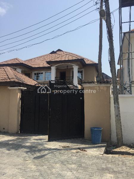 Luxurious Five Bedroom Semi-detached Duplex with a Room Bq, Victory Estate, Thomas, Ajah, Ado, Ajah, Lagos, Semi-detached Duplex for Sale