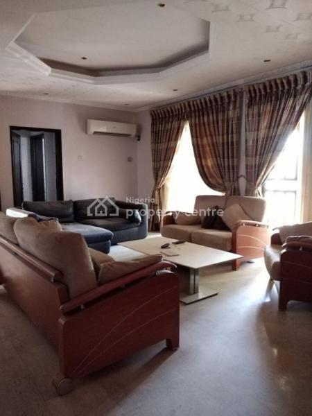 Tastefully Finished 3bedroom Flat with a Room Bq, Maitama District Abuja, Maitama District, Abuja, Flat for Sale