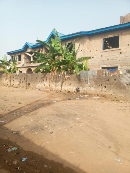 Newly Built Modern Building Well Planned, Off Ijegun Ikotun Road,, Alimosho, Lagos, House for Sale