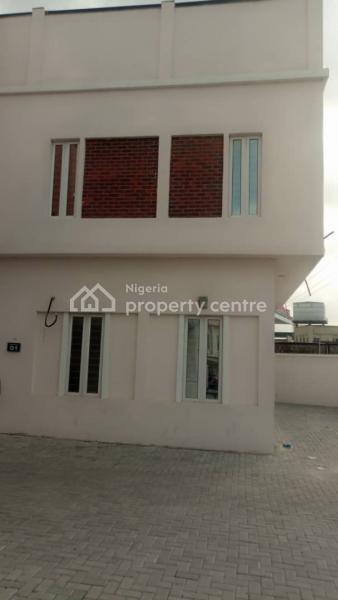 Lovely 4 Bedroom Terraced Duplex, Ochid Road, Lekki Phase 2, Lekki, Lagos, Terraced Duplex for Rent