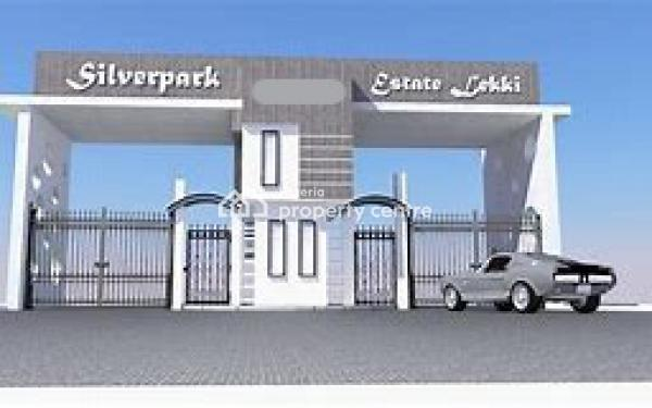 Cheapest Genuine Land, Sliver Height Estate Ibeju Lekki. 5mins From Lacamine Tropicana, Ibeju, Lagos, Residential Land for Sale