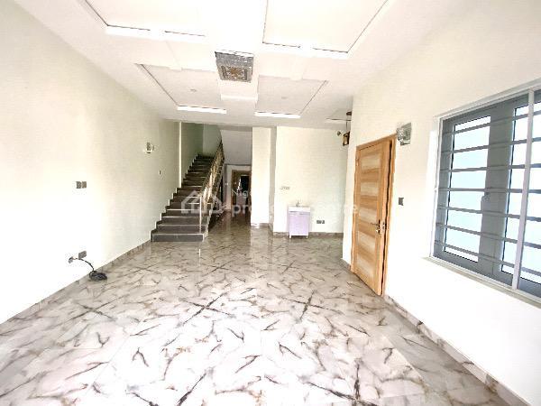 Newly Built Four Bedroom Semi Detached Duplex with Bq, Ajah, Lagos, Semi-detached Duplex for Sale