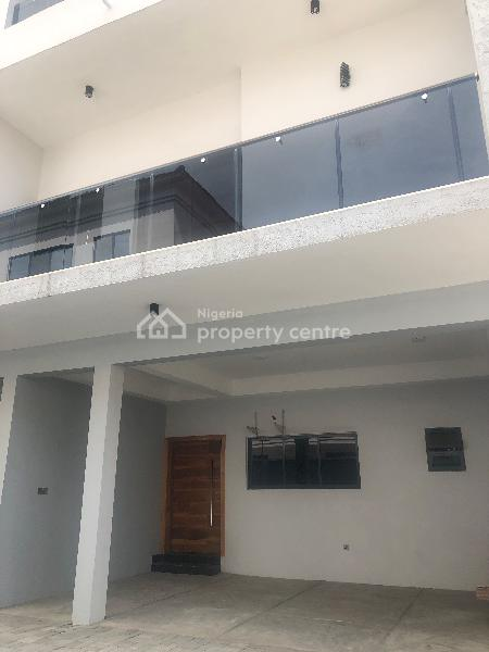 Well Finished 5 Bedroom Fully Serviced Duplex with Swimming Pool, Lekki Phase One, Lekki Phase 1, Lekki, Lagos, Terraced Duplex for Sale