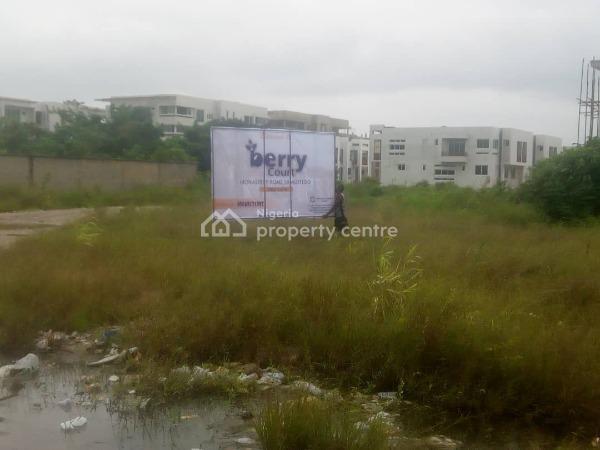 Plot of Land, Berry Court, Monastery Behind Novare Mall (shoprite), Sangotedo, Ajah, Lagos, Residential Land for Sale