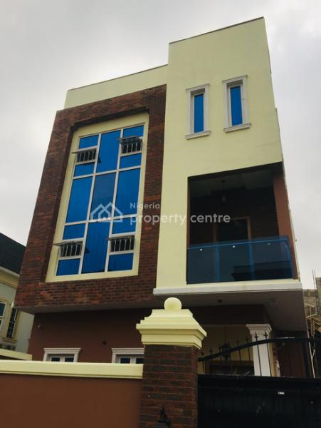 Brand New 5 Bedroom Fully Detached Duplex with a Bq, Gated and Secured Estate Short Drive to, Ikeja Gra, Ikeja, Lagos, Detached Duplex for Sale