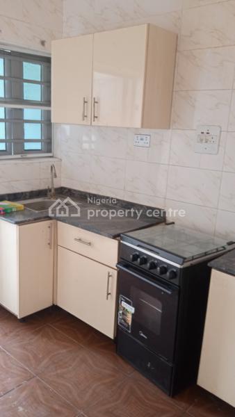 Service 2bedroom Flat with Inverter and Ac, Ikota Villa Estate, Ikota, Lekki, Lagos, Flat for Rent