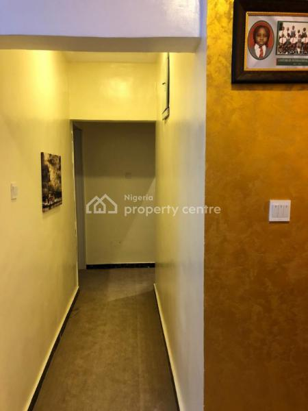 Distress! Luxury & Fully Furnished 5 Bedroom Detached Duplex with Bq, Close to Lagos Business School, Olokonla, Ajah, Lagos, Detached Duplex for Sale